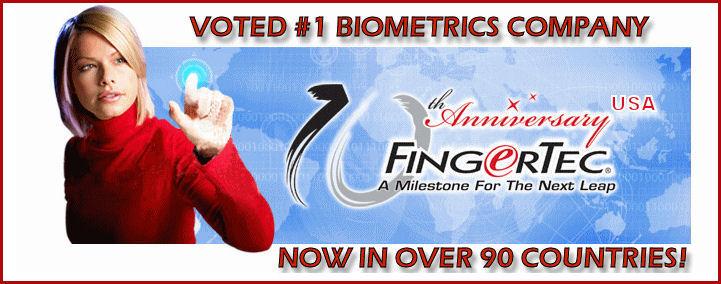 Biometric Fingerprint Technology | One Finger Solves It All!